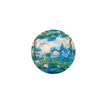 Monet - Nympheas Mini Button