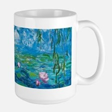 Monet - Nympheas Large Mug
