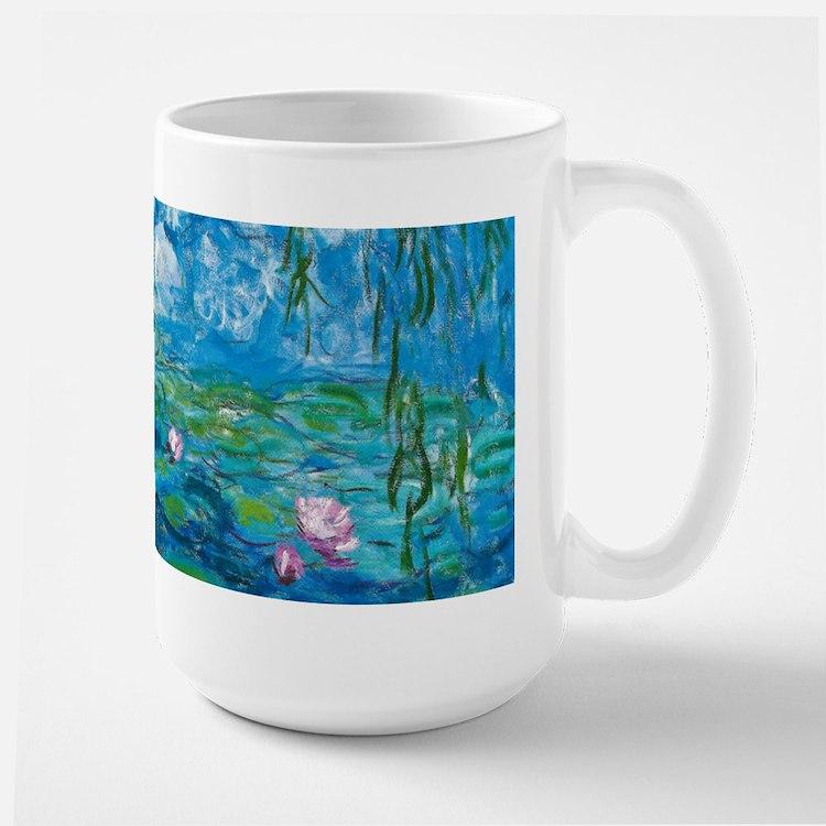 Monet - Nympheas Large Mug