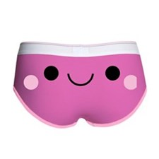 Happy Smile Women's Boy Brief