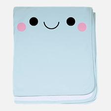 Happy Smile baby blanket