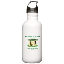 Sukkah Happenings Water Bottle