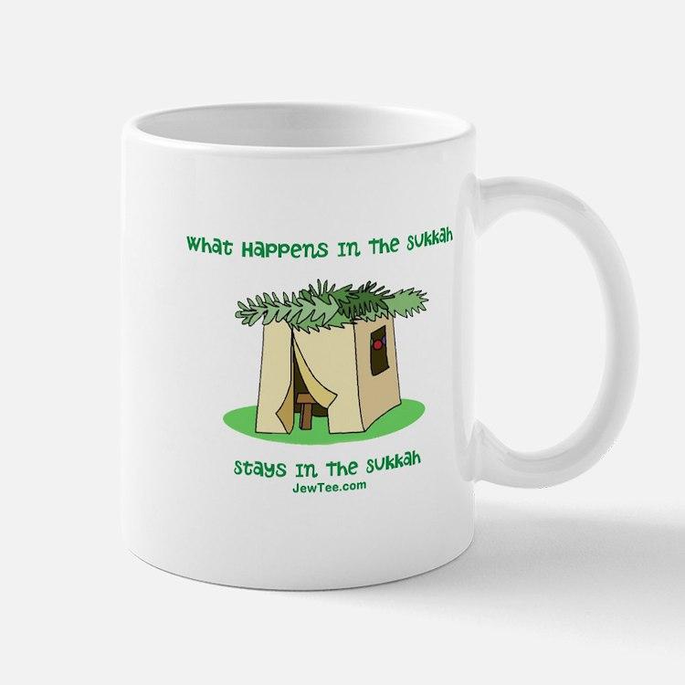Sukkah Happenings Mug