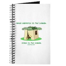 Sukkah Happenings Journal