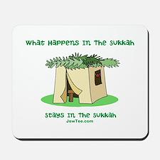 Sukkah Happenings Mousepad