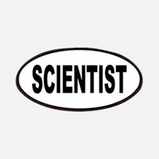 Scientist Patches