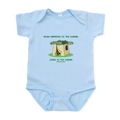 Sukkah Happenings Infant Bodysuit