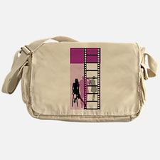 Hollywood Movie Maker Messenger Bag