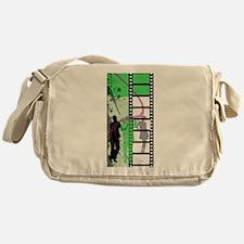 Movie Maker Messenger Bag