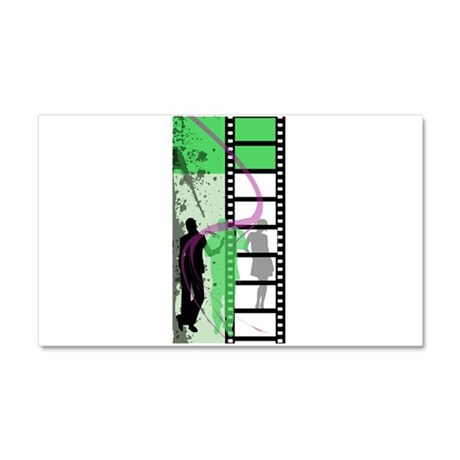 Movie Maker Car Magnet 20 x 12