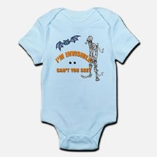 Haloween trick or treat Infant Bodysuit