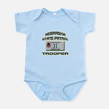 Nebraska State Patrol Onesie