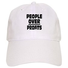 People Over Profits: Baseball Cap
