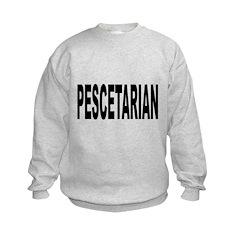 Pescetarian Sweatshirt