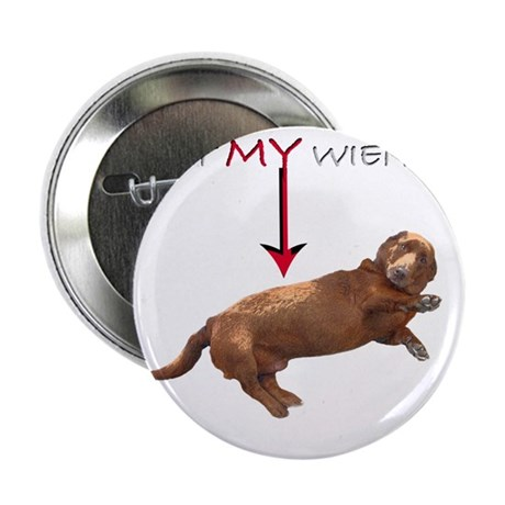 "Pet My Wiener 2.25"" Button (10 pack)"