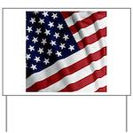 America Yard Sign