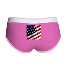 America Women's Boy Brief