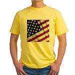 America Yellow T-Shirt