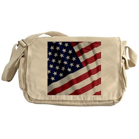 America Messenger Bag