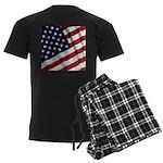 America Men's Dark Pajamas