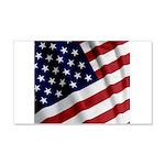 America 22x14 Wall Peel