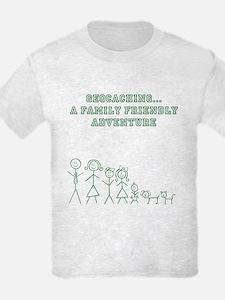 Geocaching...A Family Adventure T-Shirt