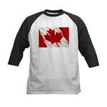 Canada Kids Baseball Jersey