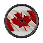 Canada Large Wall Clock