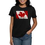 Canada Women's Dark T-Shirt