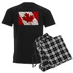 Canada Men's Dark Pajamas
