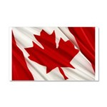 Canada Car Magnet 20 x 12
