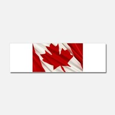 Canada Car Magnet 10 x 3
