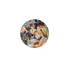 Renoir - Boating Party Mini Button
