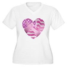 heart_cancer Plus Size T-Shirt