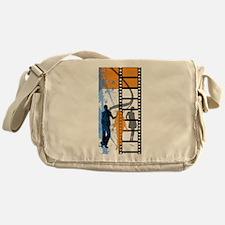 film Strip Messenger Bag