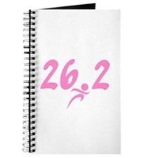Pink 26.2 Marathon Journal