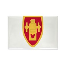 DUI - Field Artillery Center/School Rectangle Magn