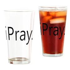 iPray Drinking Glass