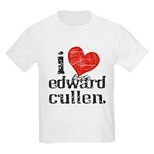 I Heart Edward Cullen T-Shirt