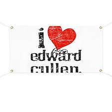 I Heart Edward Cullen Banner
