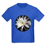 Epiphyte Cactus Flower Kids Dark T-Shirt
