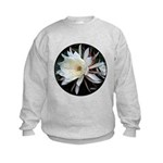 Epiphyte Cactus Flower Kids Sweatshirt