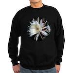 Epiphyte Cactus Flower Sweatshirt (dark)