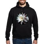Epiphyte Cactus Flower Hoodie (dark)