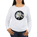 Epiphyte Cactus Flower Women's Long Sleeve T-Shirt