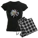 Epiphyte Cactus Flower Women's Dark Pajamas