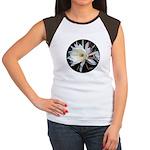 Epiphyte Cactus Flower Women's Cap Sleeve T-Shirt