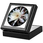 Epiphyte Cactus Flower Keepsake Box