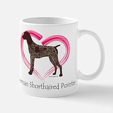 Heart My GSP Mug