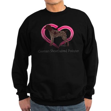 Heart My GSP Sweatshirt (dark)